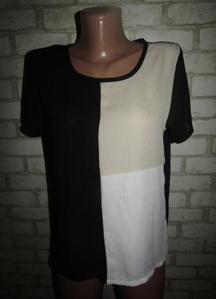 Милая блузочка р-р 36-s бернд esmara