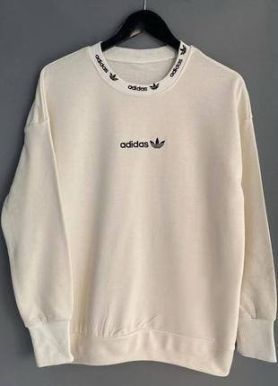 Кофта свитер adidas old school