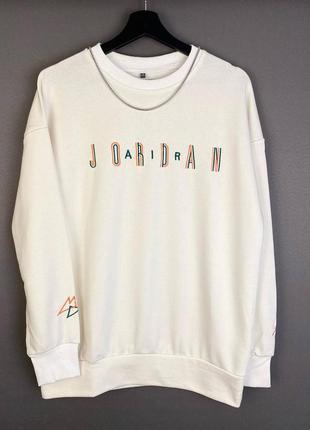 Кофта свитер jordan old school