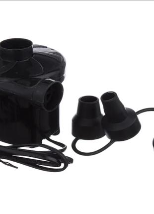 Насос 12v air pomp от автомобильного прикуривателядля.для матрасов
