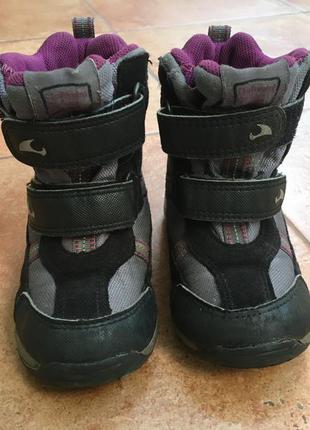 Ботинки зимние, термо