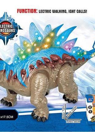 Интерактивное животное 849b (32шт|2)динозавр,батар.,свет,звук,в коробке 36*11*17,5см