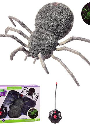 Животное батар. р|у z2116 (48шт) паук светится в темноте (светонакопитель), в кор. 25.5*7*18.5 см, р