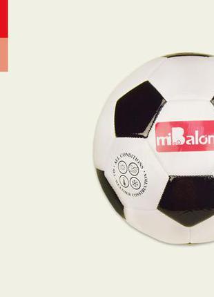 Мяч футбол e31226 (80 шт) №4, pvc, 200 грамм,1 цвет