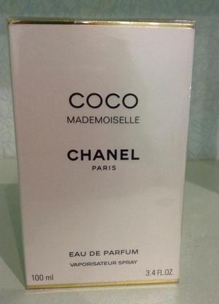 "Парфюм от chanel ""coco mademoiselle"" 100 ml /оригинал/"