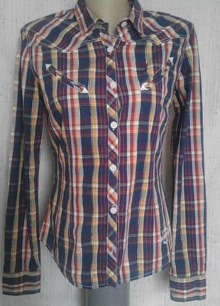 Крутая рубашка fornarina