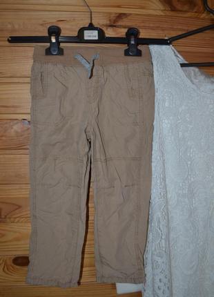 Как новые тёплые брюки h&m! на мальчика!