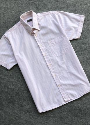 Оригінальна вінтажна сорочка діор christian dior vintage pocket shirt pink