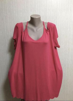 Натуральная блуза 60-62 (1)
