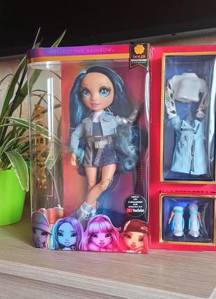 Кукла rainbow high скайлер (skyler). оригинал.