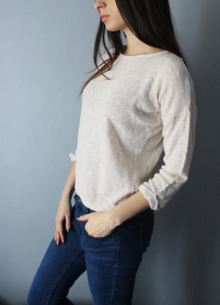 Модный свитер свитшот