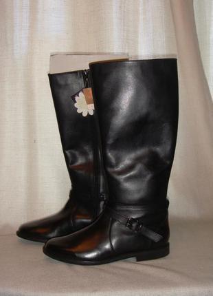 Новые женские кожаные зимние сапоги next p40-41