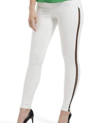Джинсы штаны брюки hue размер xl ультра высокая посадка