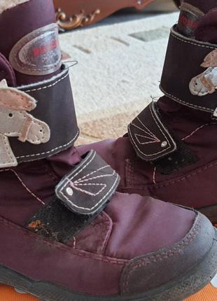 Ботиночки на девочку ricosta