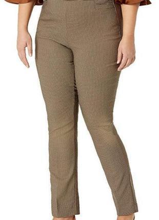 Штаны брюки briggs xxl-3xl 14w стрейч вискоза