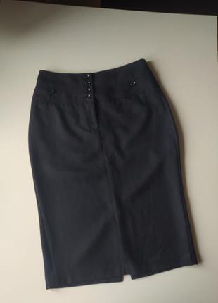 Юбка карандаш офисная юбка спідниця