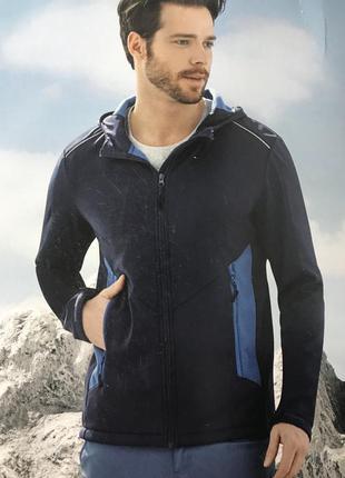 Мужская термо куртка олимпийка