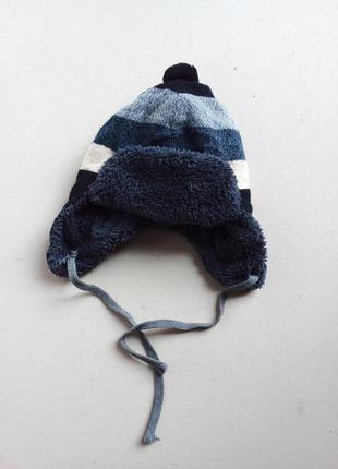 Зимняя шапка reima-оригинал 4-8 лет