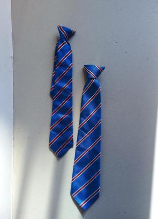 Набор галстуков на мальчика