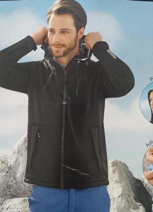 Мужская спортивная термо куртка