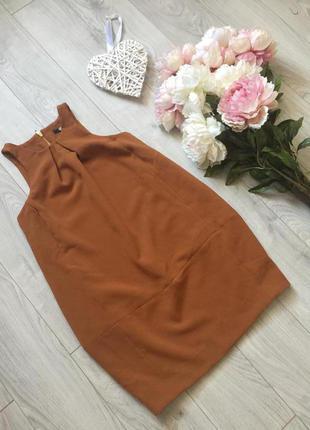 Плотное платье кокон от asos