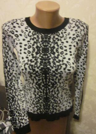 Симпатичный свитер h&m размер xs