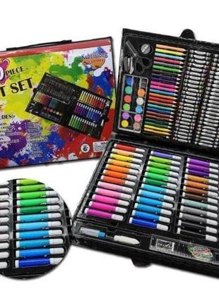Детский художественный набор для рисования 150 предметов