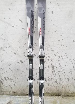 #7 продають гірські лижі fischer 170см в хорошому стані, лыжи
