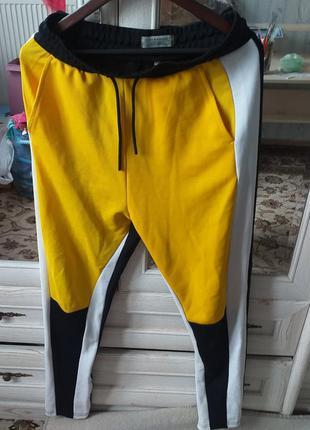Джогеры  спортивные штаны женские  clockhouse