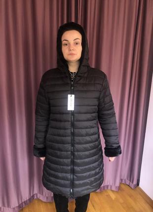 Куртка двох стороння