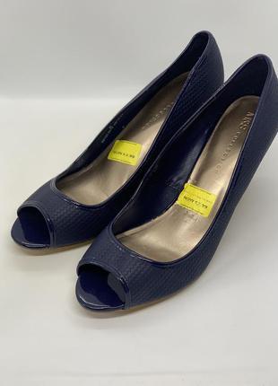 Туфли лодочки закрытые босоножки 41р