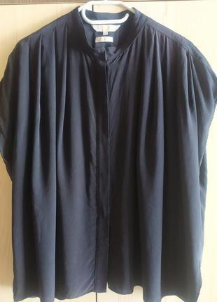 Modern rarity шелковая блуза  2xl