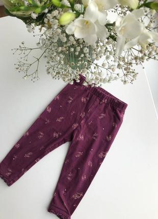 Лосіни, лосінки , штани , штанішки , 80, 86