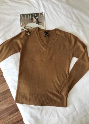 Джемпер / кофта / свитер цвета кемел