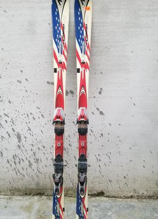 #9 хороші лижі k2 , лыжи горные 170см