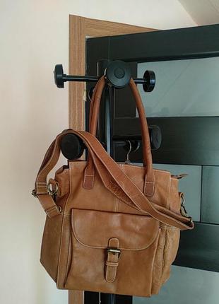 Женская сумка бренда wera stockholm.