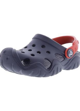 Crocs детские кроксы оригинал мальчику девочке клоги
