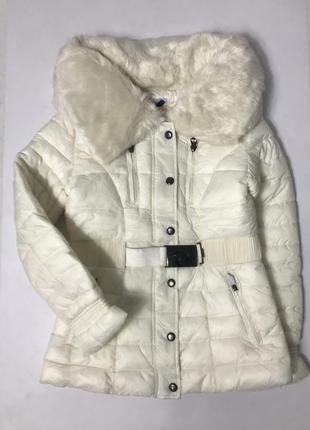 Зимняя куртка на девочку silvian heach