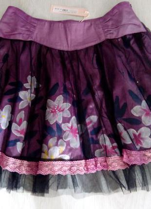 Женская итальянская юбка