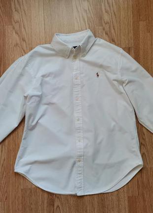 Polo ralph lauren рубашка плотная