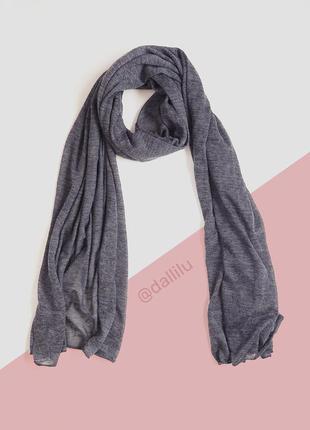 Трикотажный шарф bershka