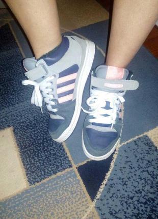 Кроссовки зимние adidas