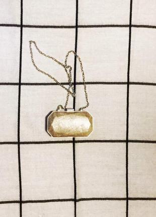 Золотая сумочка со змеиным принтом incity