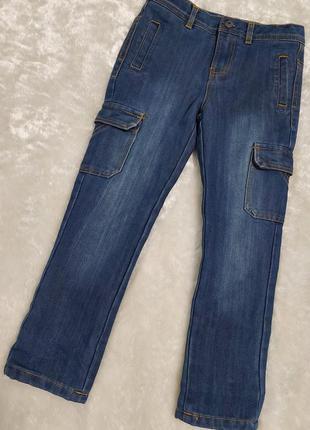 Стильні джинси на підкладці