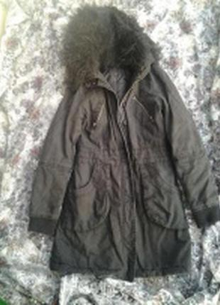 Куртка парка h&m