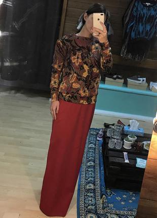 Очень красивый юбочный костюм ручная работа ♥️
