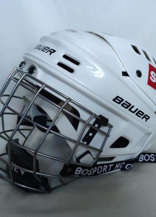 Шлем для хоккея bauer bhh1500m