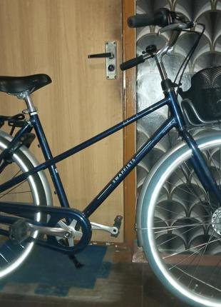 Велосипед swapfiets