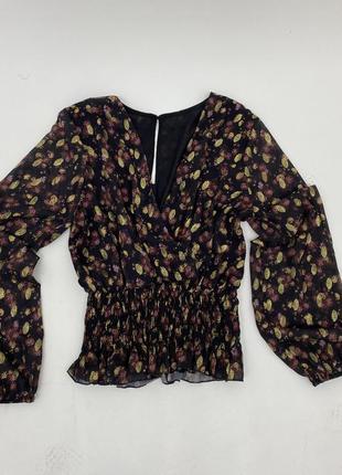 Zebra чудесная оригинальная блуза(италия)