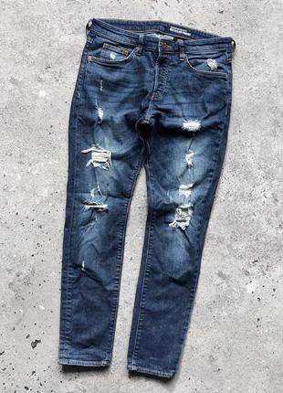 H&m skinny завужені джинси